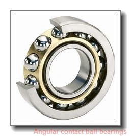 ISO 7412 BDT angular contact ball bearings