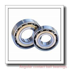70 mm x 110 mm x 20 mm  NACHI 7014AC angular contact ball bearings