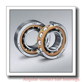 175 mm x 235 mm x 30 mm  KOYO AC3524B angular contact ball bearings