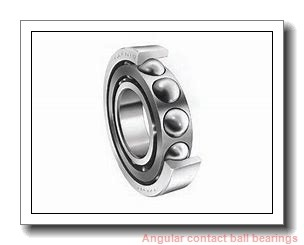 20 mm x 52 mm x 15 mm  SKF QJ 304 MA angular contact ball bearings