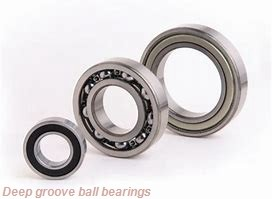 15 mm x 32 mm x 8 mm  ISO 16002 deep groove ball bearings