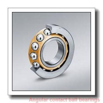 75 mm x 130 mm x 25 mm  SKF QJ215N2PHAS angular contact ball bearings