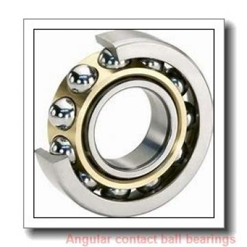 40 mm x 74 mm x 42 mm  FAG SA0070 angular contact ball bearings