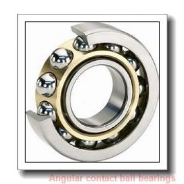 42 mm x 80 mm x 36 mm  PFI PW42800036/34CS angular contact ball bearings
