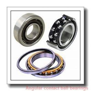 Toyana 7301 A-UX angular contact ball bearings
