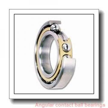 17 mm x 47 mm x 14 mm  SKF 7303 BEP angular contact ball bearings