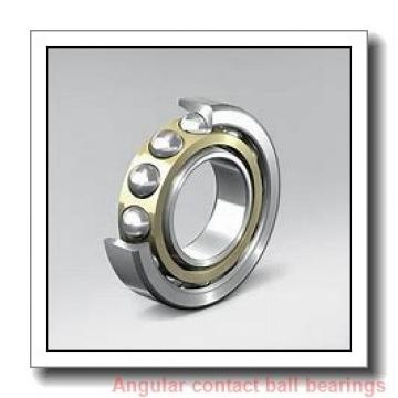 60 mm x 130 mm x 31 mm  SKF 7312 BEGBP angular contact ball bearings