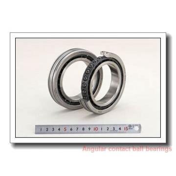 420 mm x 760 mm x 109 mm  NSK 7284A angular contact ball bearings