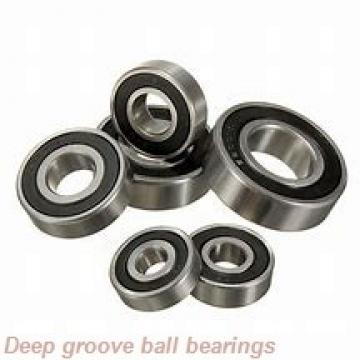 160 mm x 240 mm x 38 mm  ISO 6032-2RS deep groove ball bearings