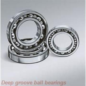 40 mm x 90 mm x 35 mm  KOYO UK308 deep groove ball bearings