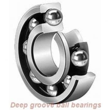25 mm x 52 mm x 15 mm  NTN AC-6205LLB deep groove ball bearings