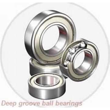 15 mm x 35 mm x 11 mm  PFI 6202-2RS C3 deep groove ball bearings
