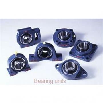 INA PBS25 bearing units
