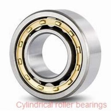 50 mm x 80 mm x 40 mm  50 mm x 80 mm x 40 mm  NKE NNCF5010-V cylindrical roller bearings