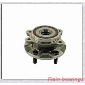 80 mm x 125 mm x 29 mm  LS GAC80N plain bearings