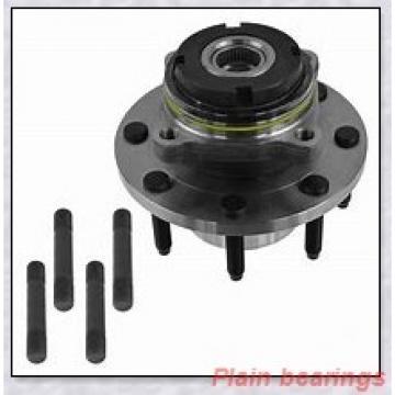 20 mm x 35 mm x 16 mm  ISO GE 020 ES-2RS plain bearings
