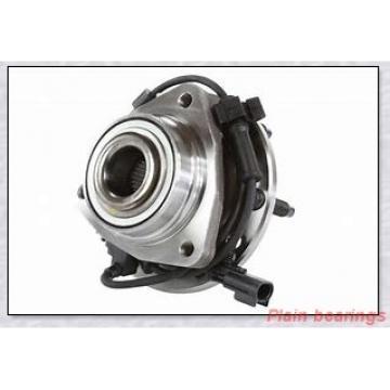 360 mm x 480 mm x 160 mm  SKF GEC360TXA-2RS plain bearings