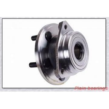 200 mm x 290 mm x 130 mm  ISO GE200UK-2RS plain bearings