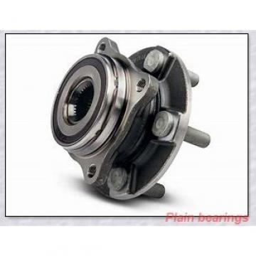 25 mm x 54 mm x 25 mm  NMB MBW25CR plain bearings