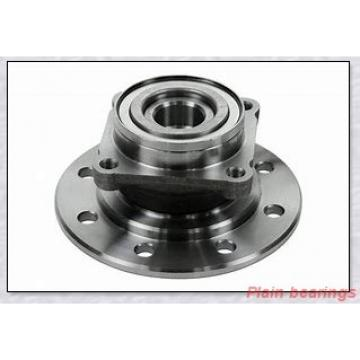 200 mm x 320 mm x 165 mm  ISO GE200FW-2RS plain bearings