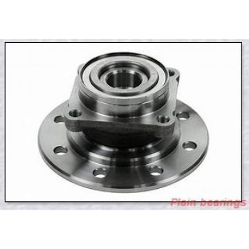 40 mm x 68 mm x 40 mm  ISB GEG 40 ES 2RS plain bearings