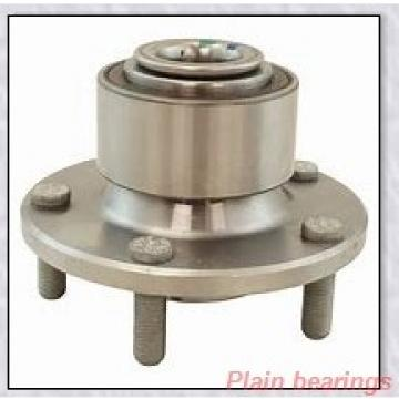 80 mm x 130 mm x 75 mm  ISB GEG 80 ES plain bearings