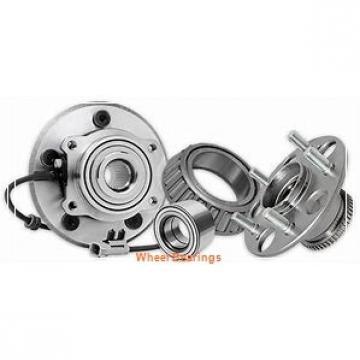 Toyana CX307 wheel bearings