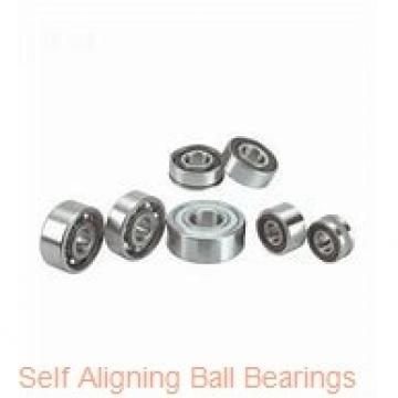 8 mm x 24 mm x 8 mm  NMB PBR8FN self aligning ball bearings