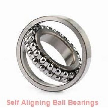 30 mm x 62 mm x 20 mm  NKE 2206-K-2RS self aligning ball bearings