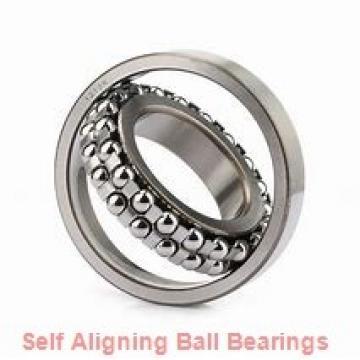90 mm x 190 mm x 43 mm  NSK 1318 self aligning ball bearings