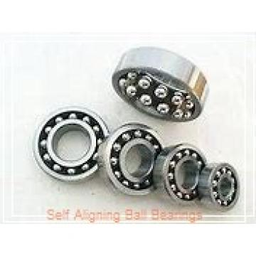 75 mm x 130 mm x 31 mm  NKE 2215-K self aligning ball bearings