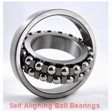 75 mm x 160 mm x 55 mm  NKE 2315-K self aligning ball bearings