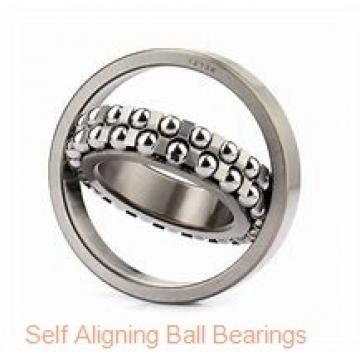 100 mm x 215 mm x 47 mm  NSK 1320 K self aligning ball bearings