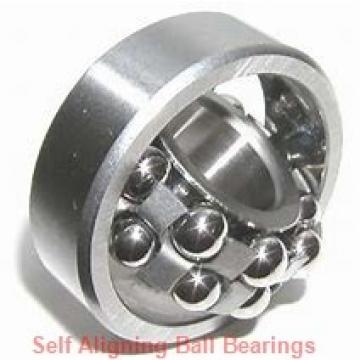 30 mm x 72 mm x 23 mm  SKF 2207 EKTN9 + H 307 self aligning ball bearings