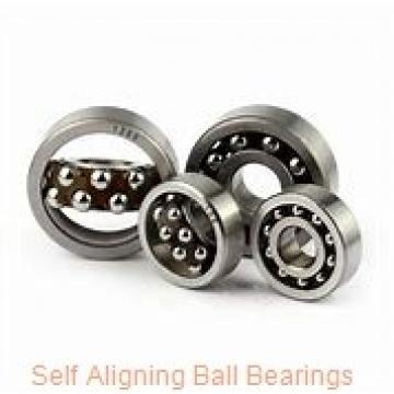 30 mm x 72 mm x 27 mm  NSK 2306 self aligning ball bearings