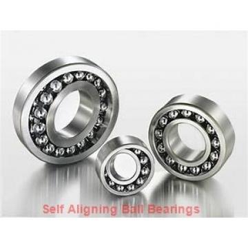 25 mm x 52 mm x 44 mm  KOYO 11205 self aligning ball bearings