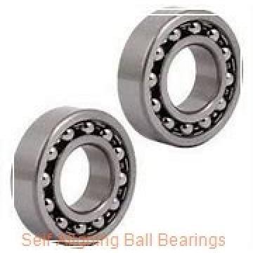 30 mm x 62 mm x 16 mm  ISO 1206K+H206 self aligning ball bearings