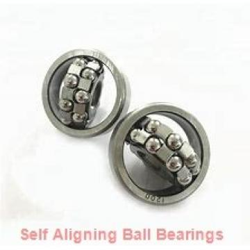 25 mm x 52 mm x 15 mm  NSK 1205 self aligning ball bearings