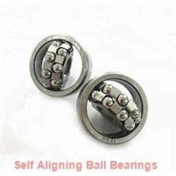 80 mm x 190 mm x 43 mm  ISB 1318 K+H318 self aligning ball bearings