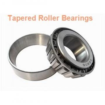38,1 mm x 85 mm x 25,4 mm  Timken 25572/25526 tapered roller bearings