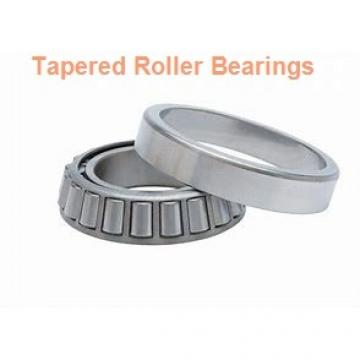 98,425 mm x 161,925 mm x 42 mm  Gamet 160098X / 160161X tapered roller bearings