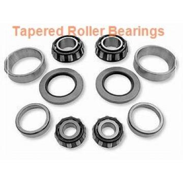 30 mm x 72 mm x 27 mm  ISO 32306 tapered roller bearings