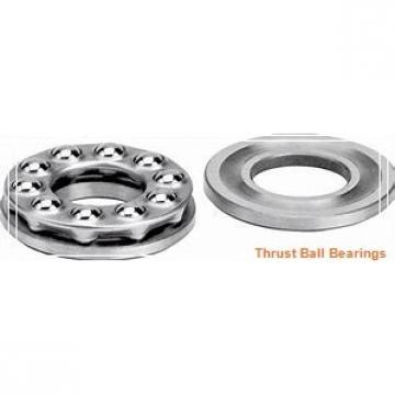 35 mm x 90 mm x 34 mm  INA ZKLF3590-2RS thrust ball bearings