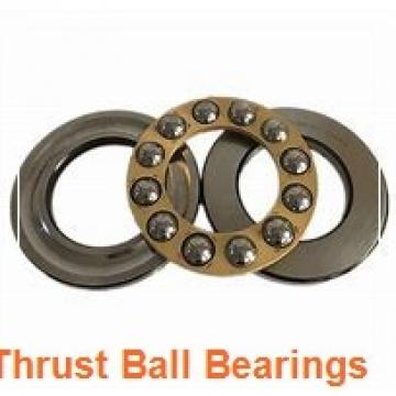 65 mm x 115 mm x 15 mm  NSK 54313 thrust ball bearings