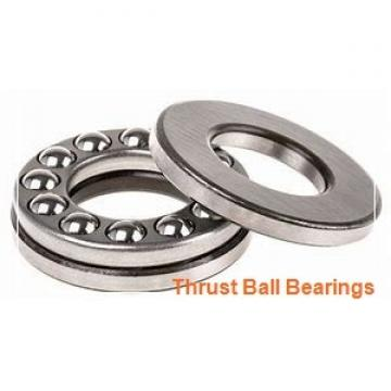 140 mm x 250 mm x 42 mm  SKF NJ 228 ECJ thrust ball bearings