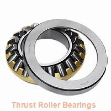 460 mm x 800 mm x 77 mm  ISB 29492 M thrust roller bearings