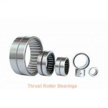 ISO 29376 M thrust roller bearings