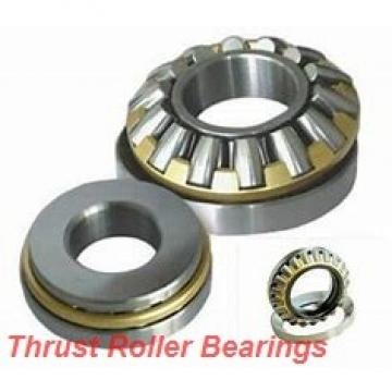 85 mm x 180 mm x 19,5 mm  NBS 89417-M thrust roller bearings