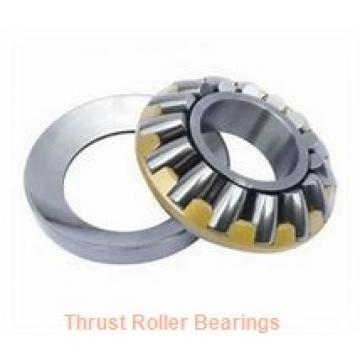 300 mm x 480 mm x 37 mm  NACHI 29360E thrust roller bearings