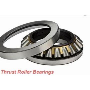 360 mm x 640 mm x 126 mm  ISB 29472 M thrust roller bearings